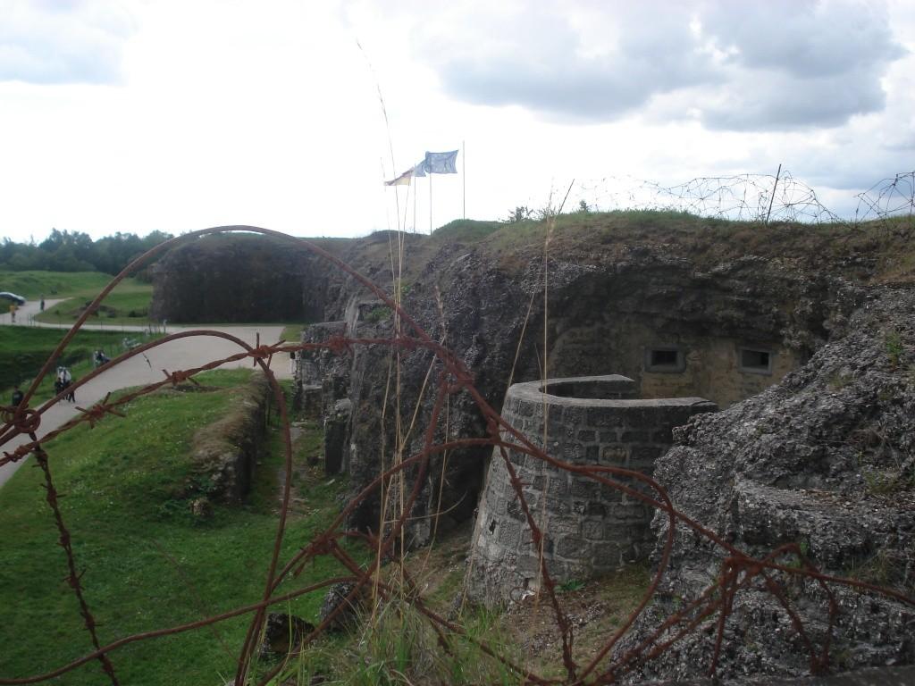 France - Lorraine - Ossuaire de Douaumont  Dsc06316