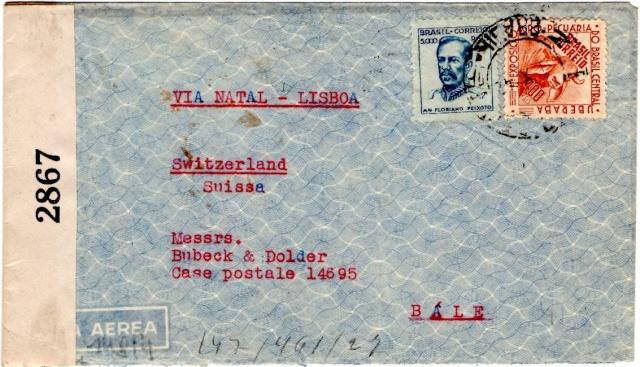 Une lettre ouverte par la censure 1942_211