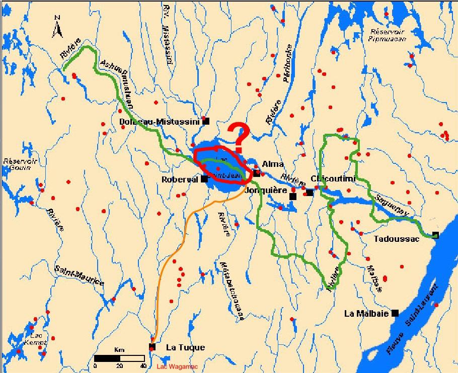 Visiter le Québec avec Clamato Map_qc10