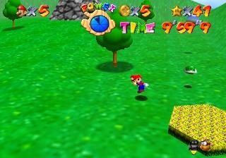 Glitches in Mario-games Mario_13