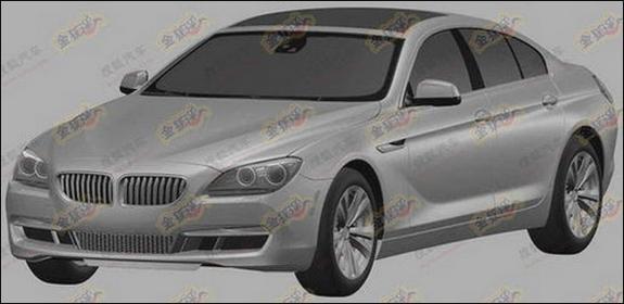 2012 - [BMW] Série 6 / M6 Gran Coupé [F06] Bmw-6-10