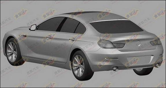 2012 - [BMW] Série 6 / M6 Gran Coupé [F06] Bmw-6-11