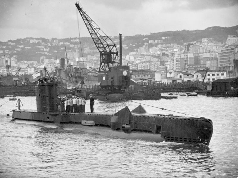 HMS Unshaken 20184511