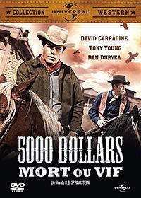 5000 dollars mort ou vf-Taggart-1964- R G Springsteen 5202910