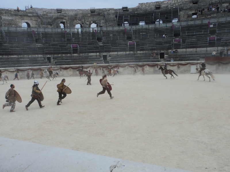 Les grand jeux romains de Nîmes 2011 Dsc02226