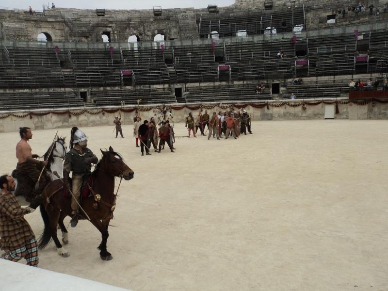 Les grand jeux romains de Nîmes 2011 Dsc02227