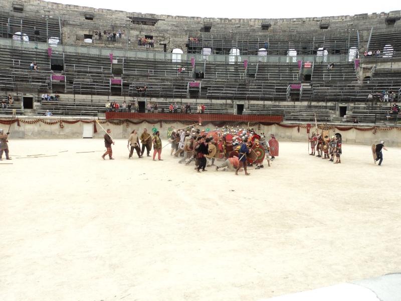 Les grand jeux romains de Nîmes 2011 Dsc02228