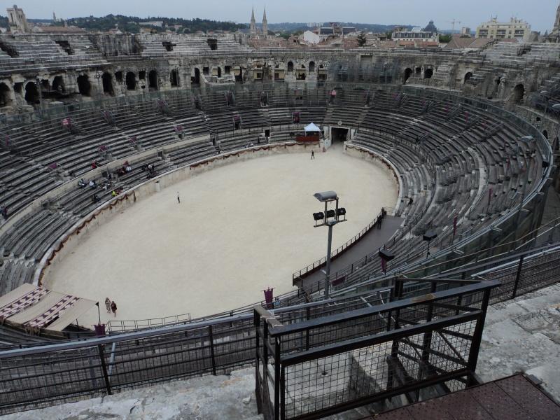 Les grand jeux romains de Nîmes 2011 Dsc02362