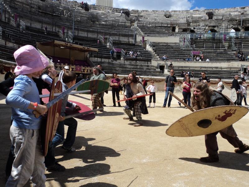 Les grand jeux romains de Nîmes 2011 Dsc02365