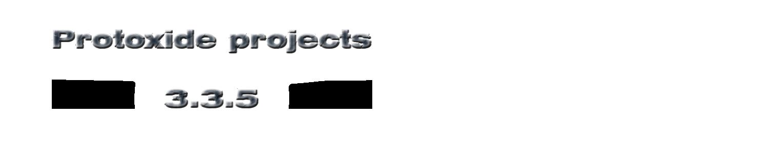 Protoxide Project's