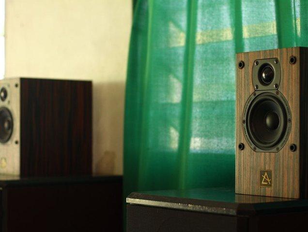 Leema Acoustics Xero Bookshelf Speaker 20002410