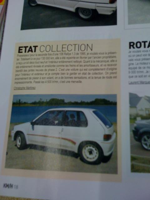 [Chris31106] 106 rallye 1.3 - Page 2 Photo10