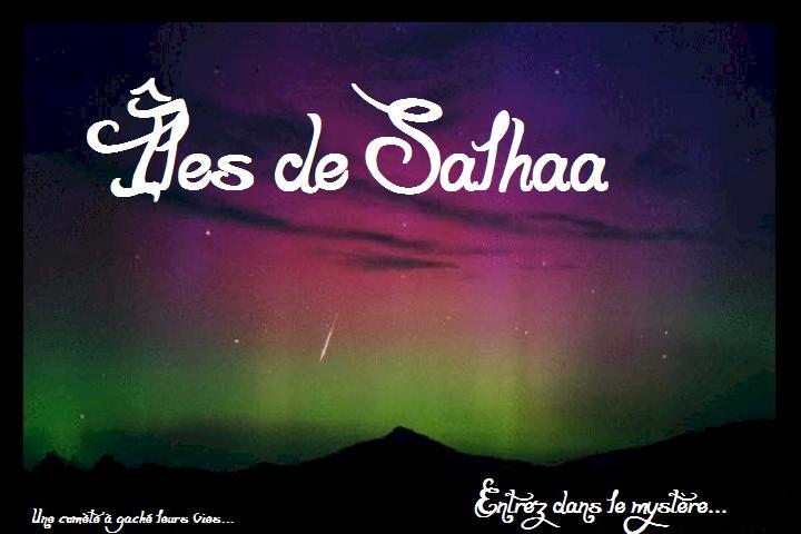 Îles de Salhaa.
