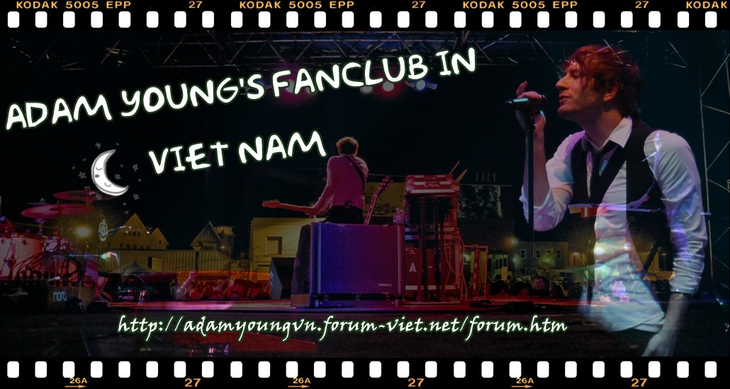 Adam Young's FC in Việt Nam