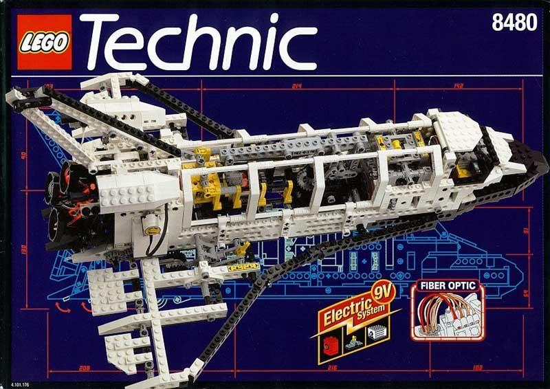 Navette en LEGO - Page 3 Displa10