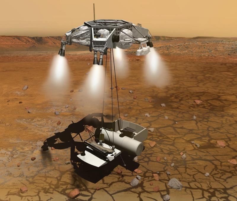 Mars Sample Return - Page 2 Pia14210