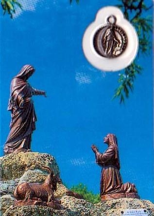 Notre Dame du Laus : la Belle Dame du Vallon des Fours (I) Notre_10