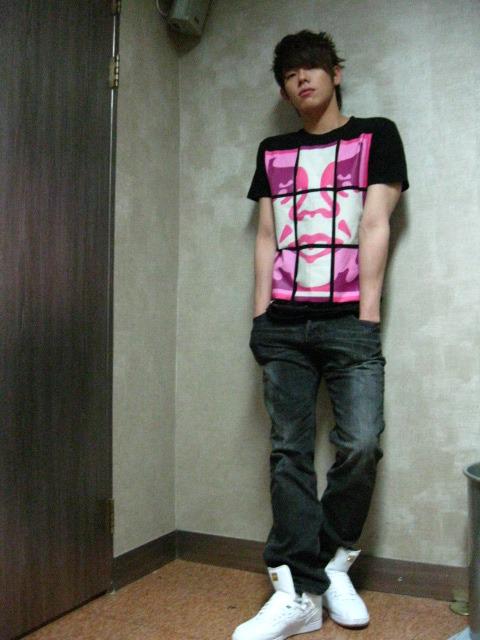Star correnne Tae Goon Taegoo12
