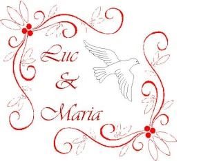 [RP] * - { Mariage de Luc & Maria } -  * Luc_et10
