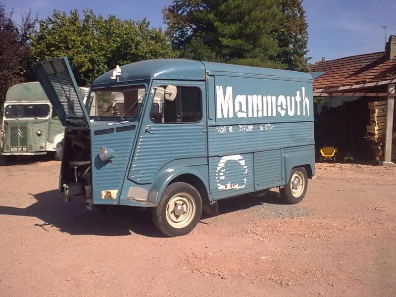 Présentation : le mammouth va revivre ! 04092014