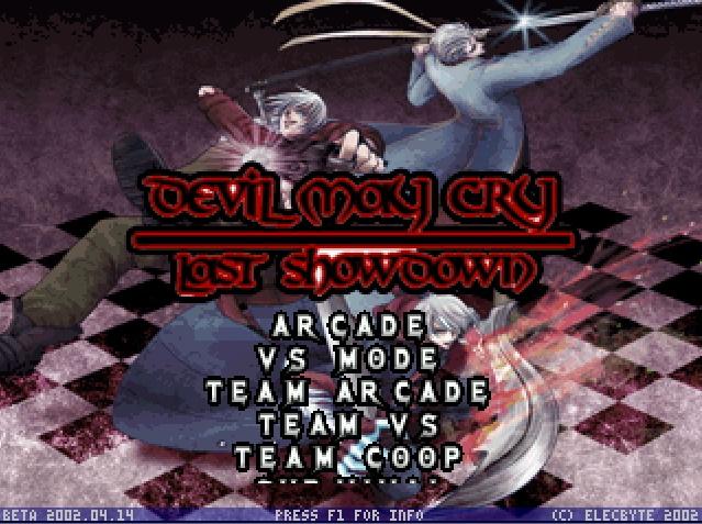 [MUGEN] Devil May Cry - Last Showdown Dmclst10