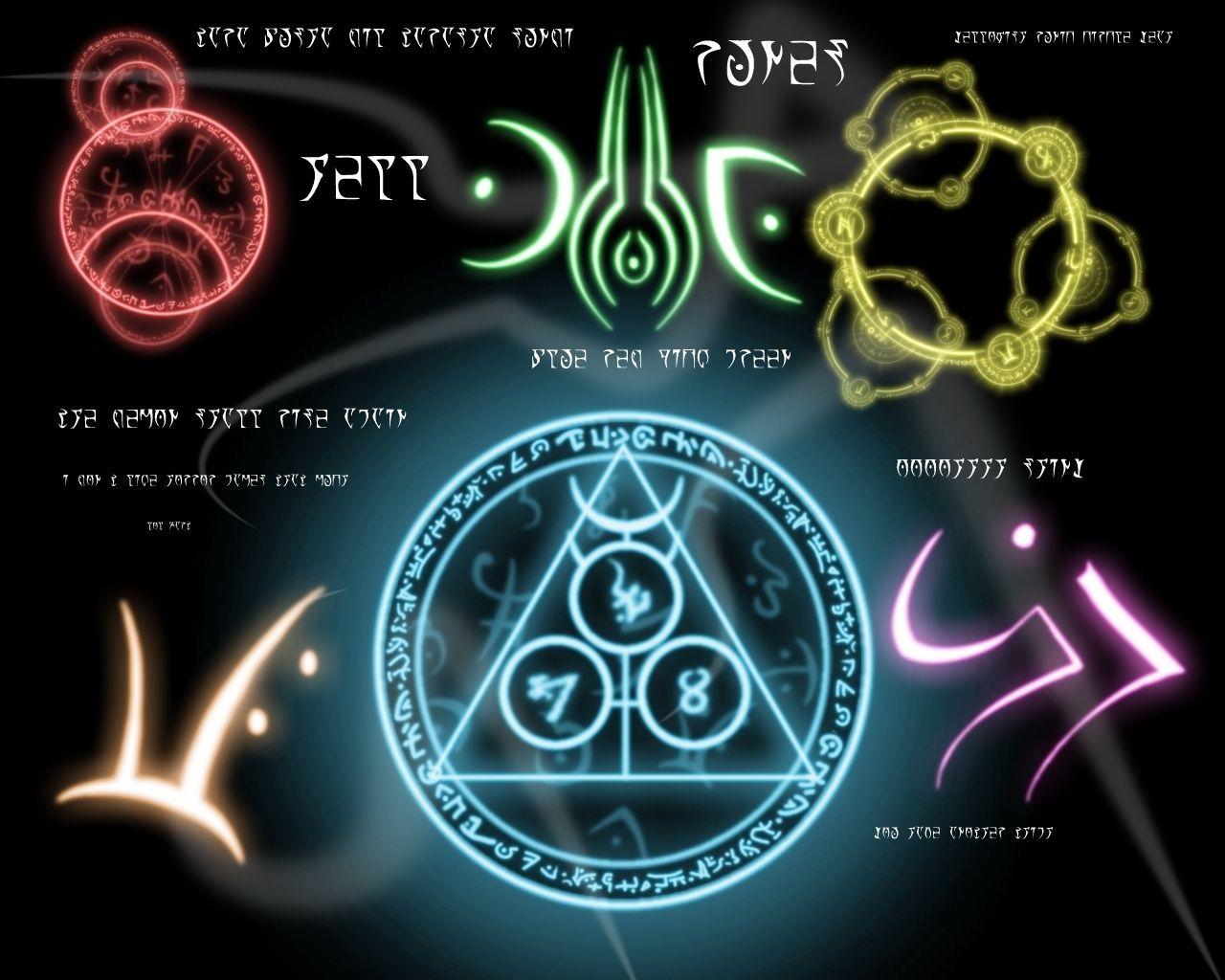 Stash of Wallpapers Runes10