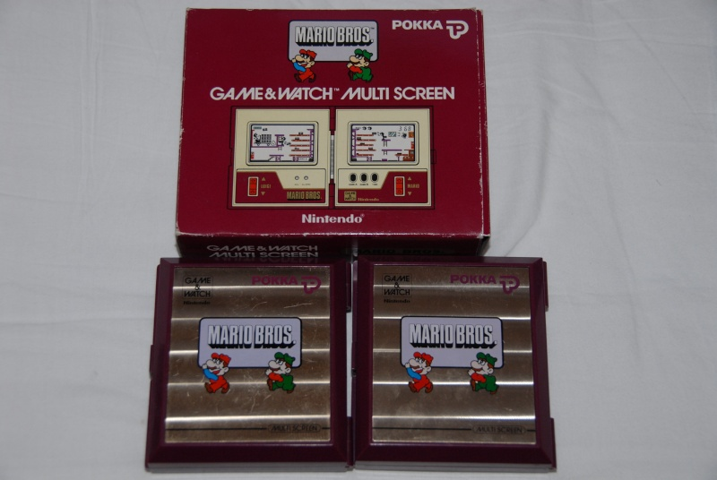 GAME WATCH PUBLICITAIRE & COLLECTOR ... Zzz1310