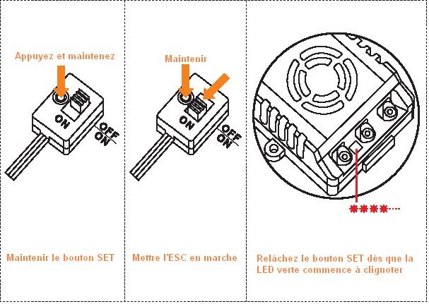 Notice du Xerun 150A/80A en Français. Calibr10