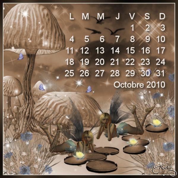 Défis calendrier théme automne [FINI] - Page 2 Octobr11