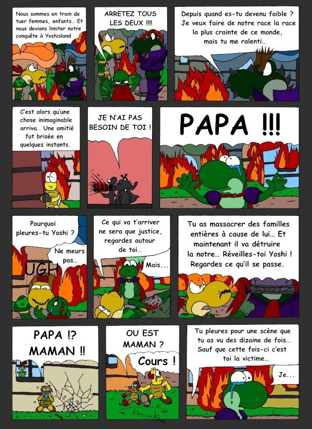 Episode 9 : Le héros du mal, Koopa. Page_138
