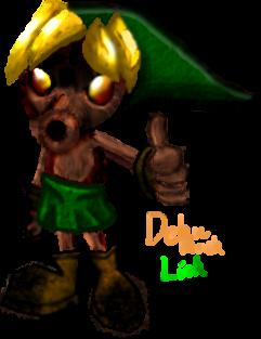 Zelda (and others) Art o' mine Realis10