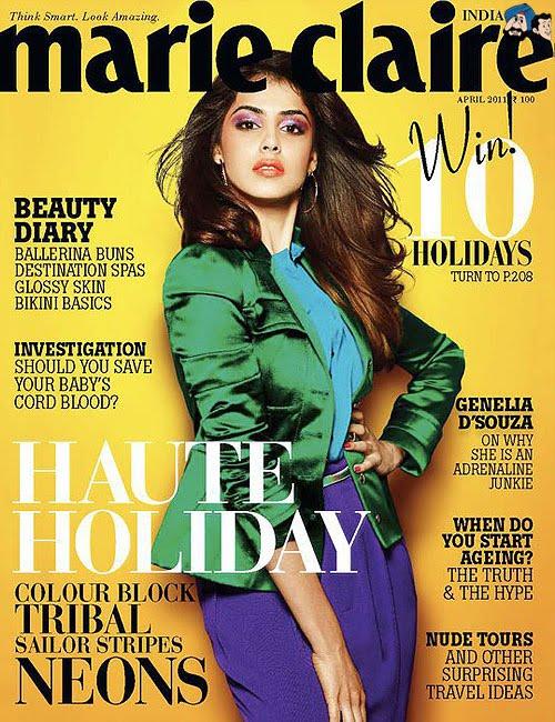 Bollywoodské časopisy Geneli10