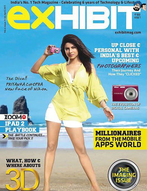 Bollywoodské časopisy Priyan35