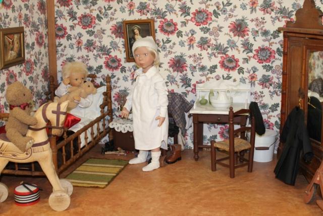 Deux petits garçons d'autrefois...la chambre de Louis - Page 2 0610