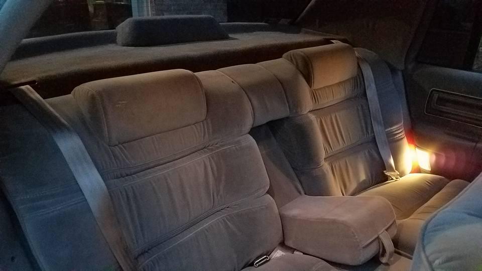 "1992 Roadmaster ""Gran Sport"" Sedan built by Texas Mike 20621910"