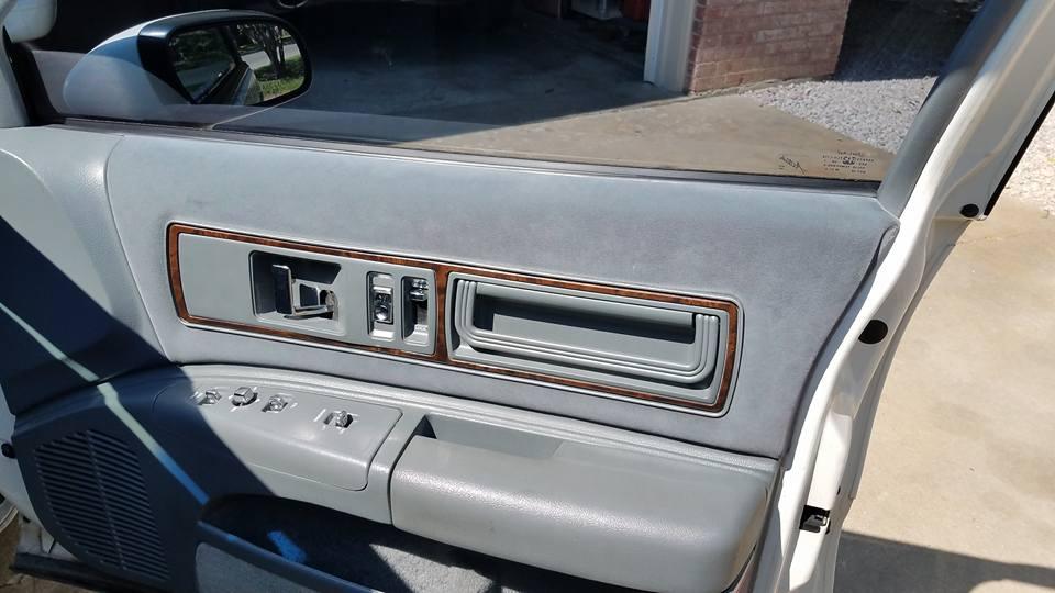 "1992 Roadmaster ""Gran Sport"" Sedan built by Texas Mike 21371110"