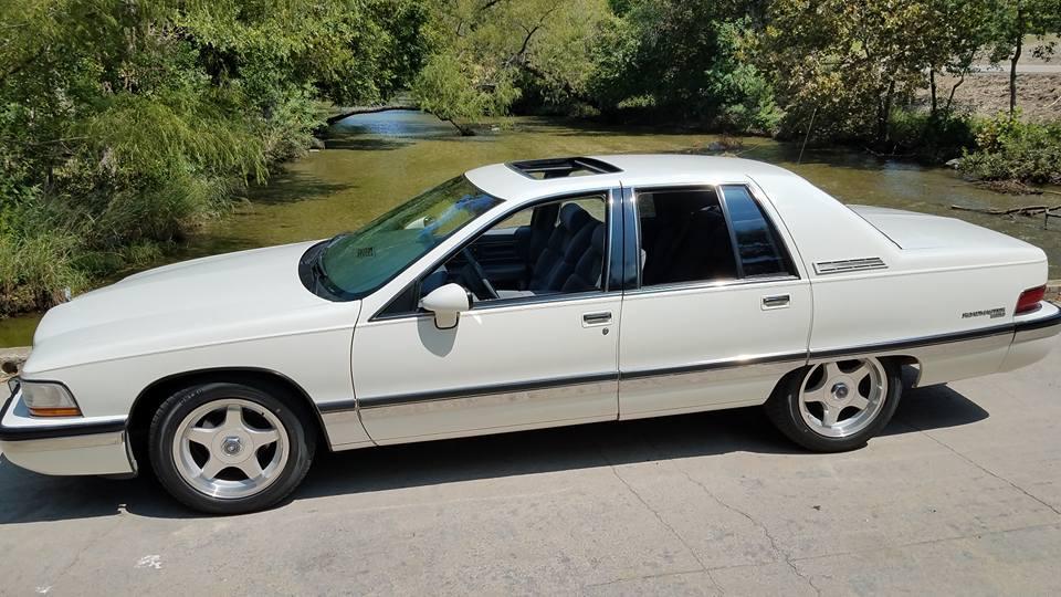 "1992 Roadmaster ""Gran Sport"" Sedan built by Texas Mike 21430610"
