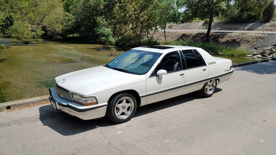 "1992 Roadmaster ""Gran Sport"" Sedan built by Texas Mike 21558610"