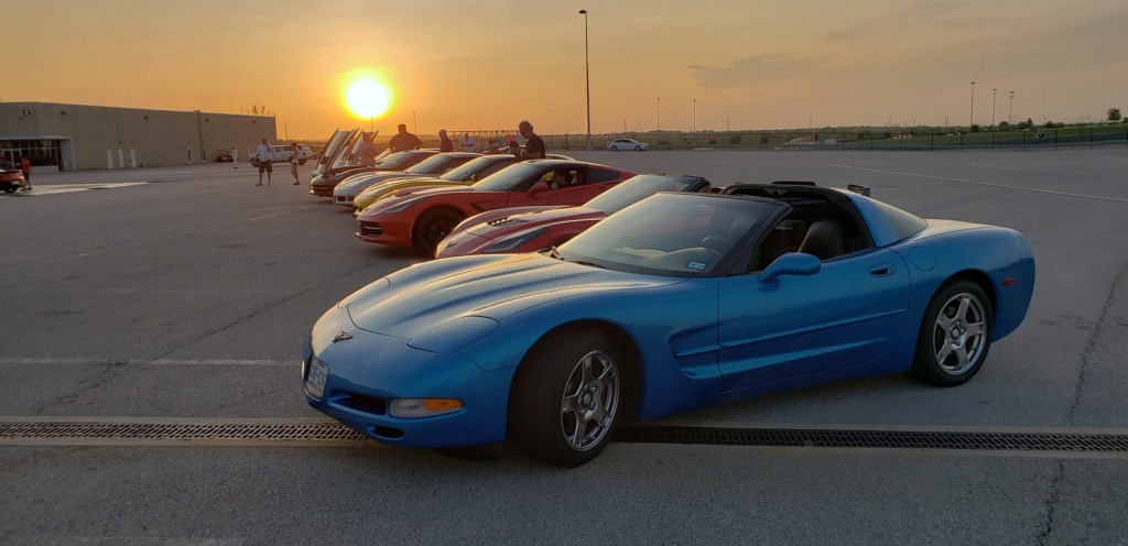 Corvette Invasion 2018 - Circuit of the Americas F1 racetrack here in Austin TX 37584410
