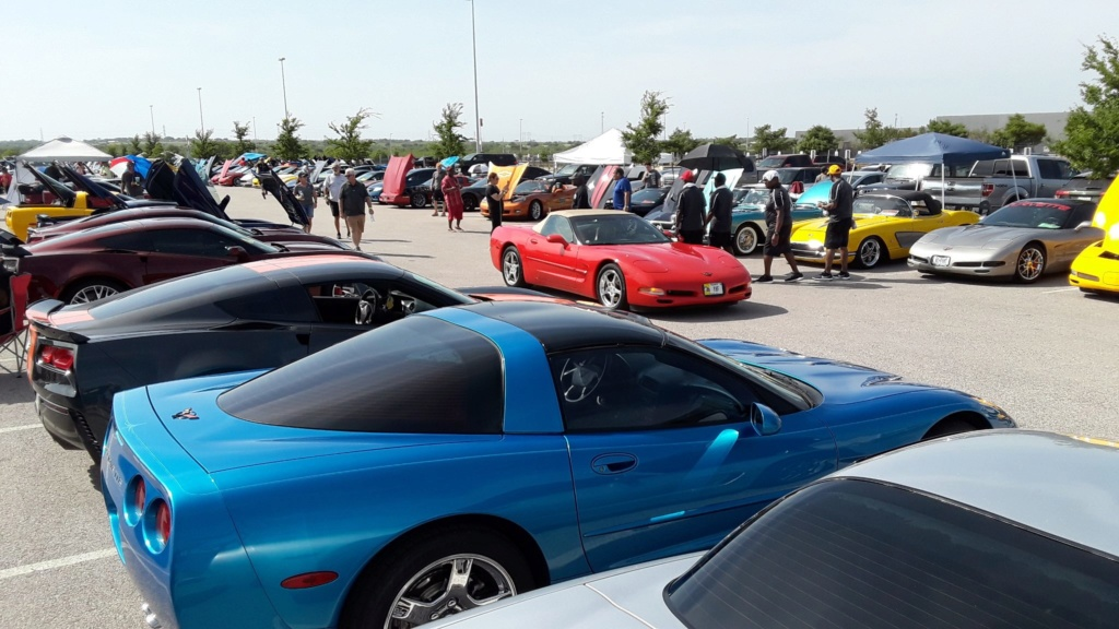 Corvette Invasion 2018 - Circuit of the Americas F1 racetrack here in Austin TX 37653710