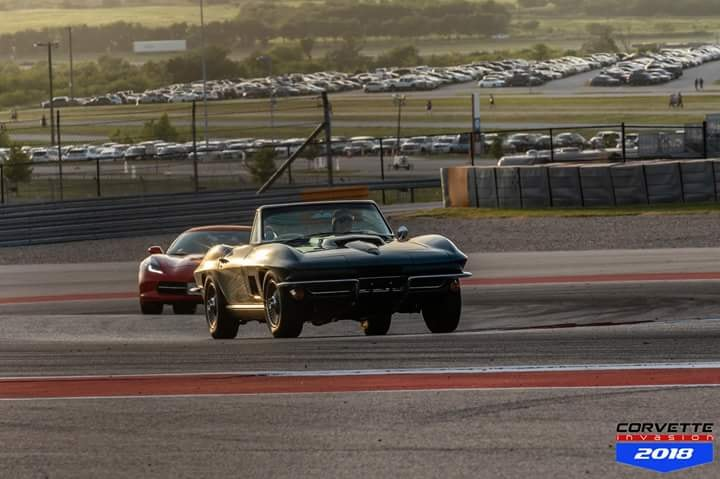 Corvette Invasion 2018 - Circuit of the Americas F1 racetrack here in Austin TX 38060910