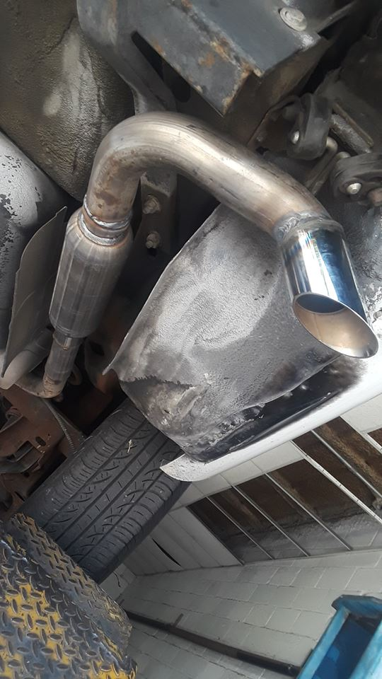 Exhaust Frustrations... 39986110