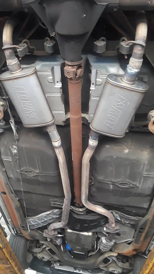 Exhaust Frustrations... 40022310