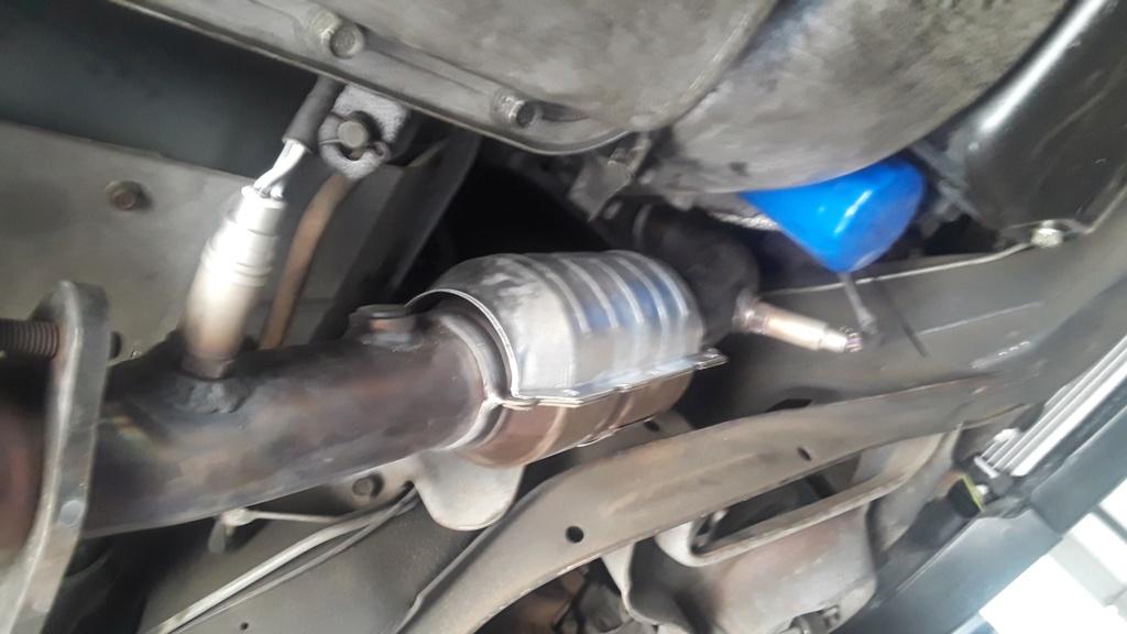 Exhaust Frustrations... 40097710