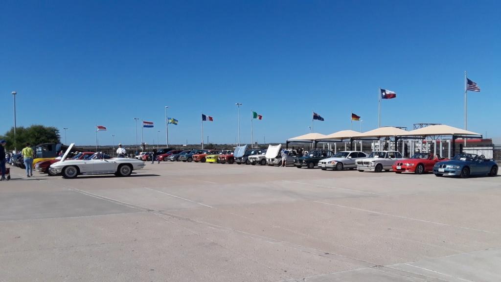Hagerty Show & Shine and Camaro Corral at COTA - Austin Tx 11/3/18 45286410