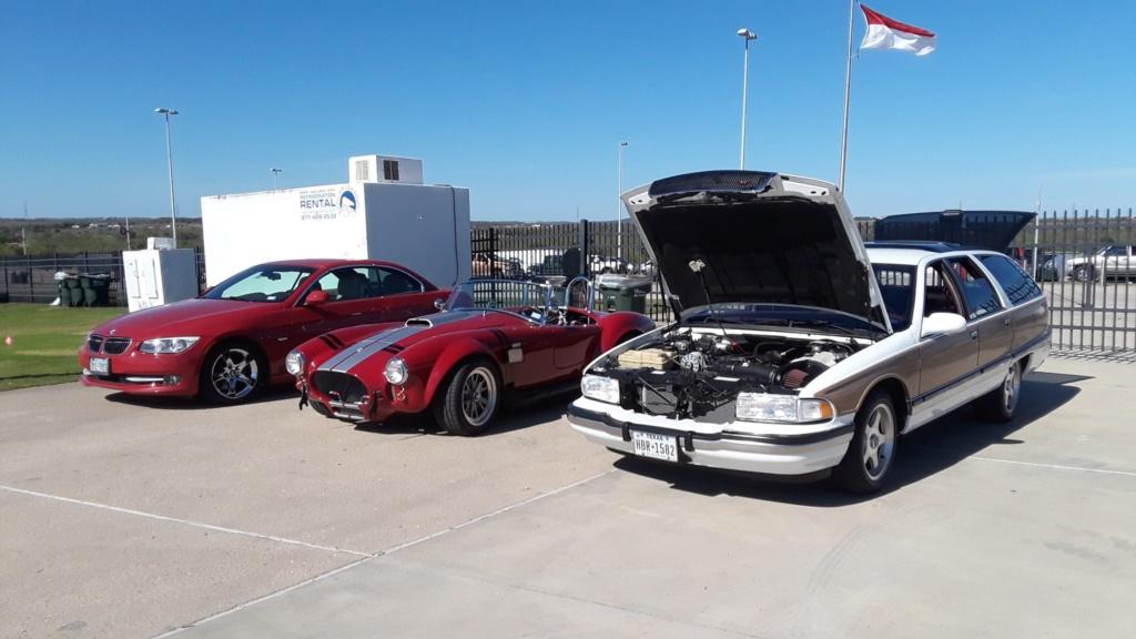 Hagerty Show & Shine and Camaro Corral at COTA - Austin Tx 11/3/18 45301710