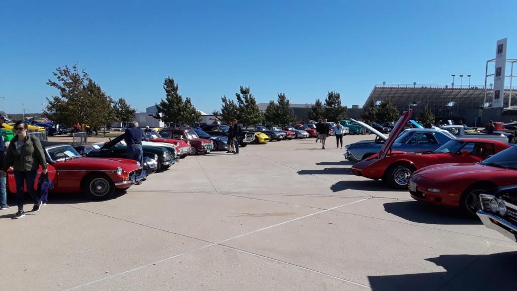 Hagerty Show & Shine and Camaro Corral at COTA - Austin Tx 11/3/18 45434310