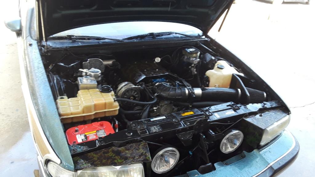 "The ""NotRod"" 6spd DGGM '94 Roadmaster Wagon Refurbishment Album 52020710"