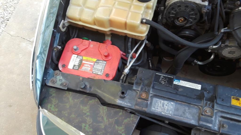 "The ""NotRod"" 6spd DGGM '94 Roadmaster Wagon Refurbishment Album 52090310"