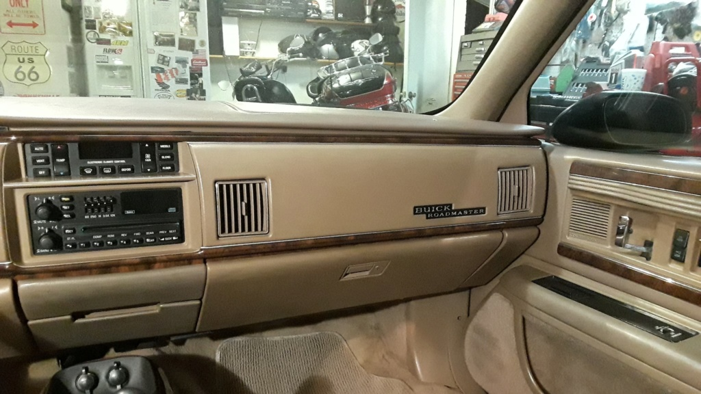 "The ""NotRod"" 6spd DGGM '94 Roadmaster Wagon Refurbishment Album 52332910"